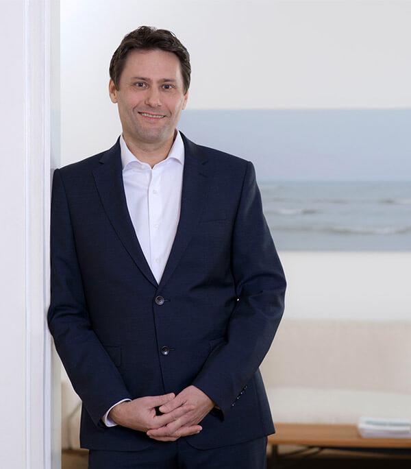 Dipl.-Kfm. Christian Dürr - Immobilienmakler - Gründer von Isar Estate