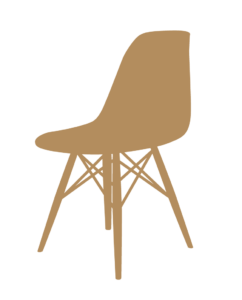 Eames Plastci chair