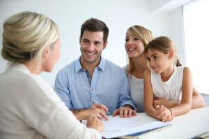 Familie Mietvertrag